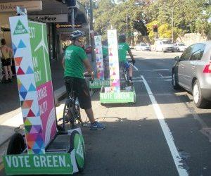 Street Promotions Australia Enviro Cycle Ad Pods (2)