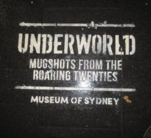 Street Promotions Footpath Art Underworld Museum of Sydney